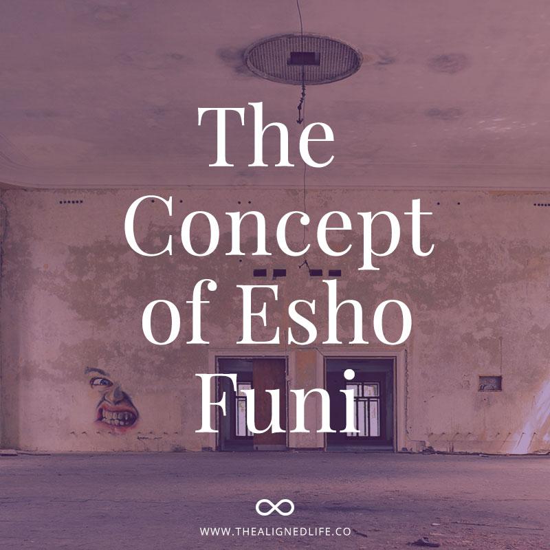 The Concept of Esho Funi
