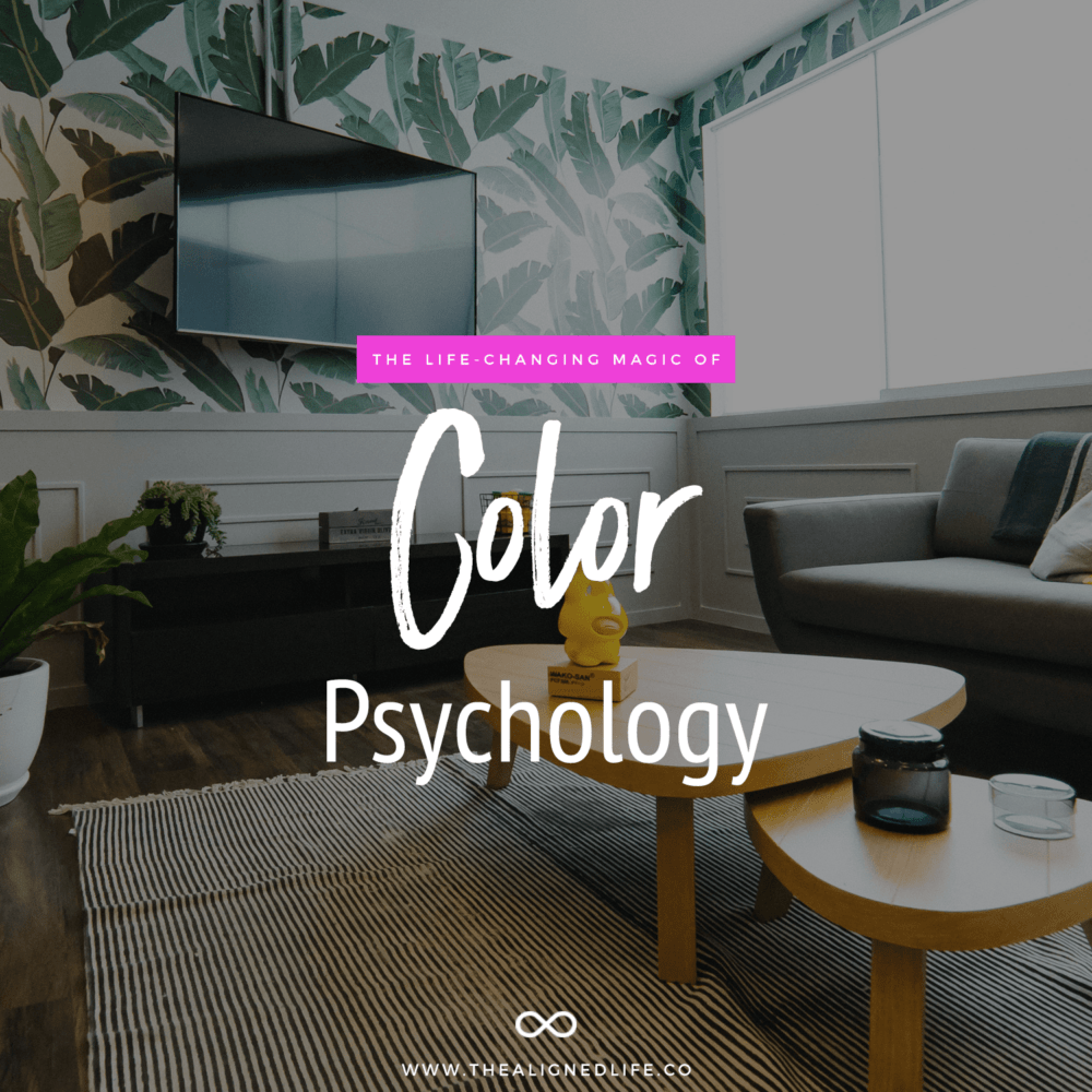 The Life-Changing Power of Color Psychology