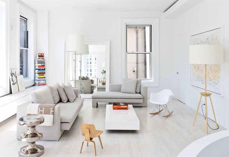 Decluttering Living Room
