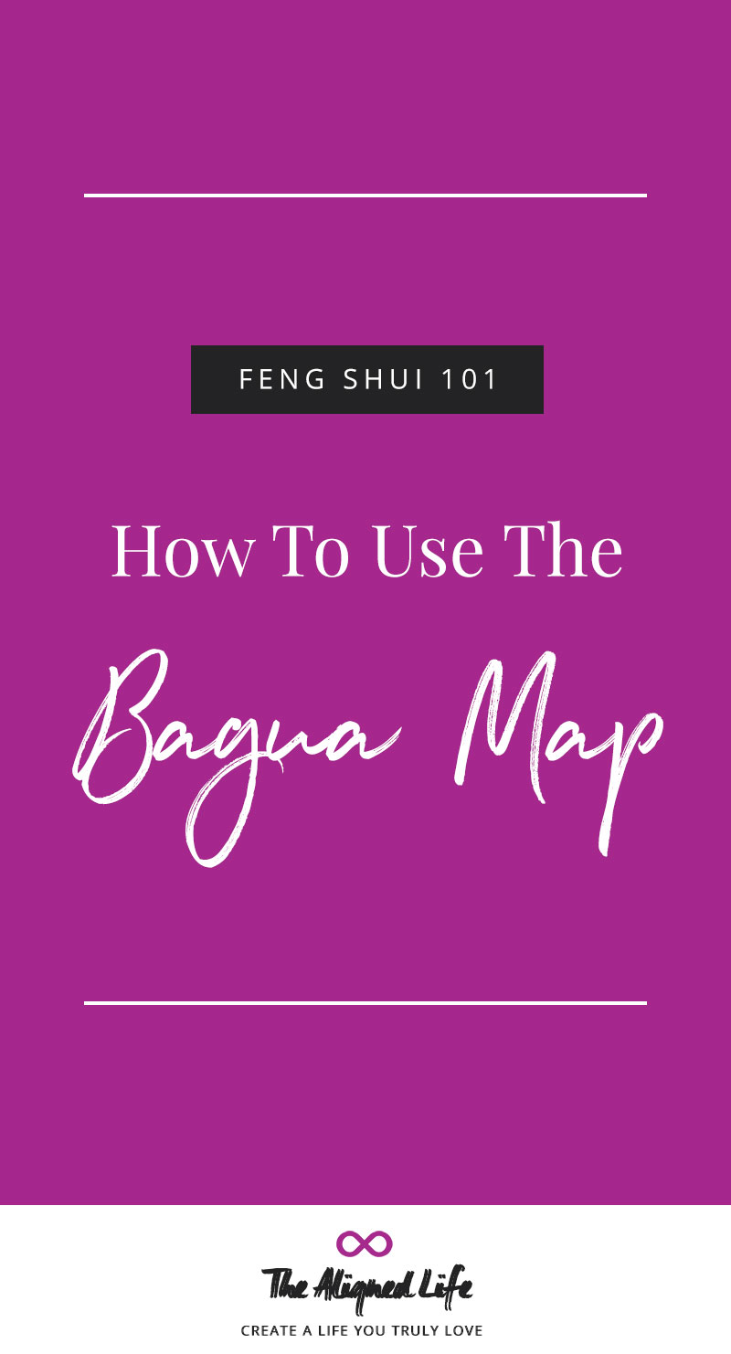Feng Shui 101: How To Use The Bagua Map