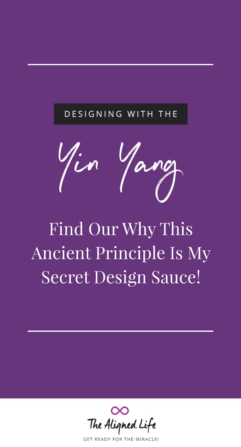 Designing With The Yin Yang: My Secret Design Sauce