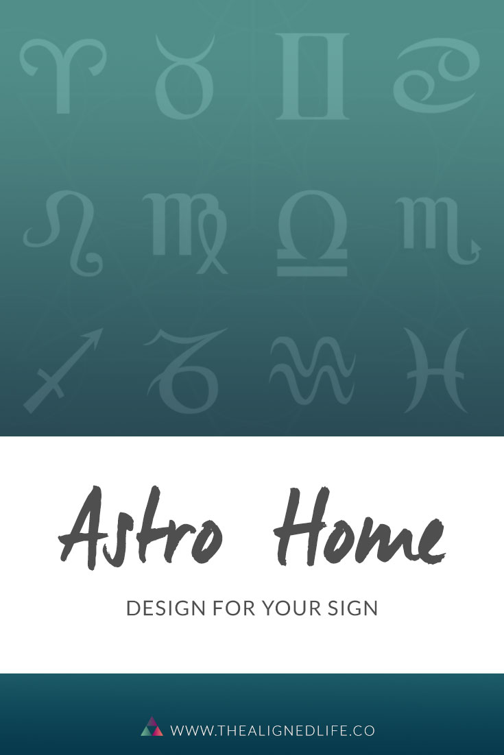 Astro Home: Design for Your Sign