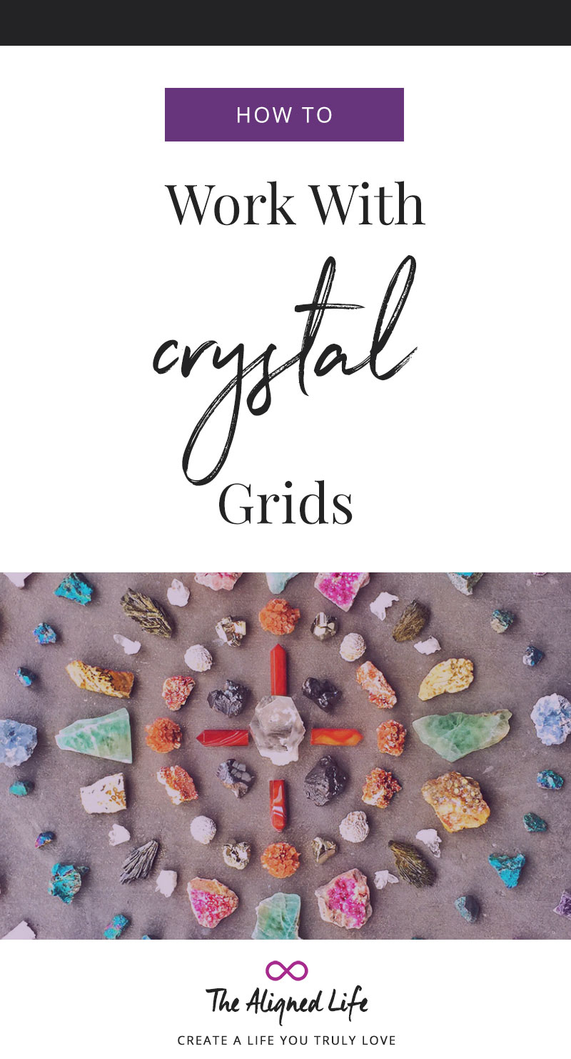 How To Work With Crystal Grids
