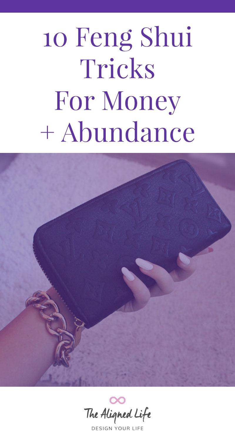 10 feng shui tricks for money  u0026 abundance