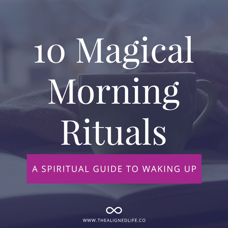10 Magical Morning Rituals: A Spiritual Guide to Waking Up