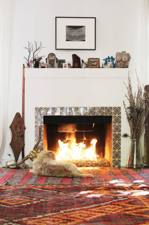 style your mantel