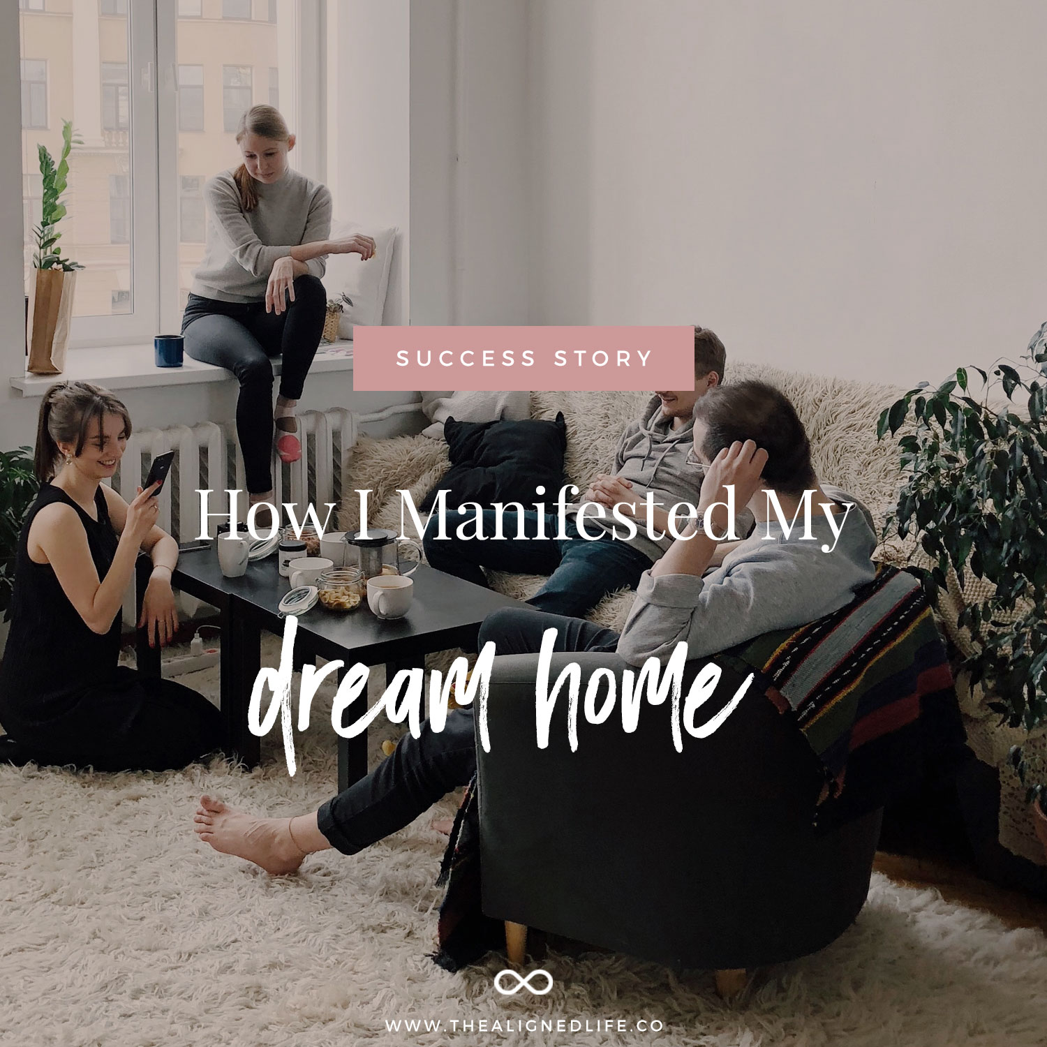 Magic & Manifestation: The True Story of How I Manifested My Dream Home