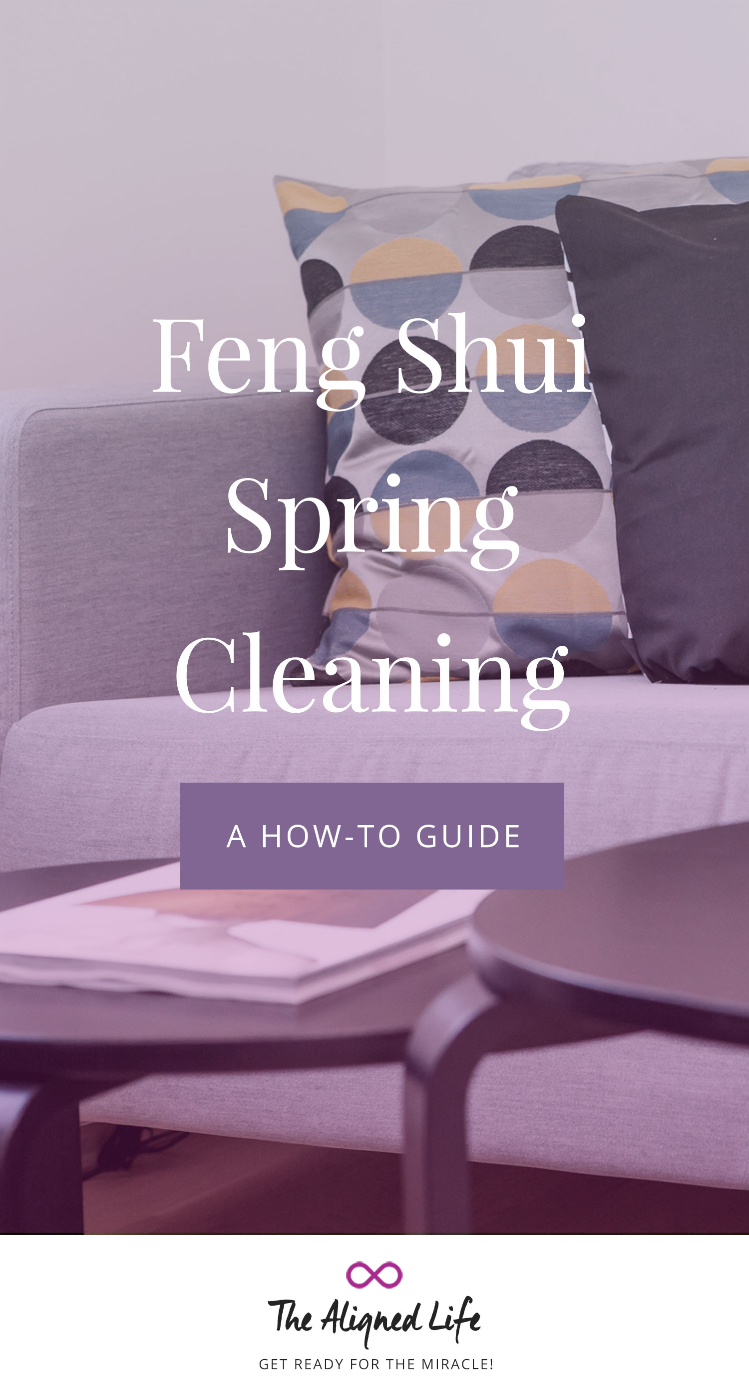 Feng Shui Spring Cleaning