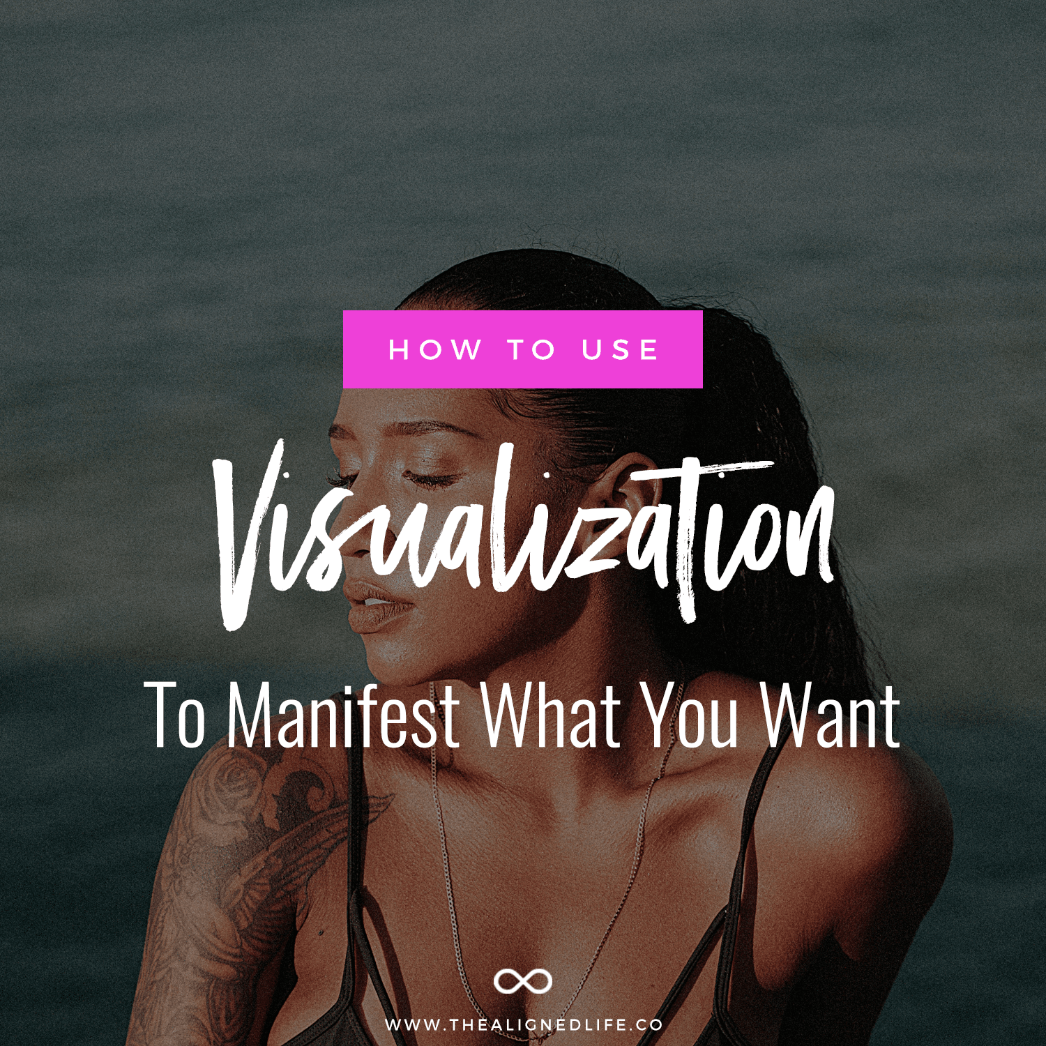 How to Use Visualization To Manifest