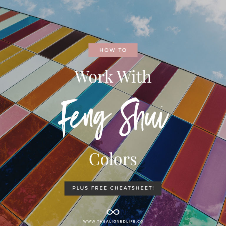 Fabulous How To Work With Feng Shui Colors The Aligned Life Download Free Architecture Designs Pushbritishbridgeorg