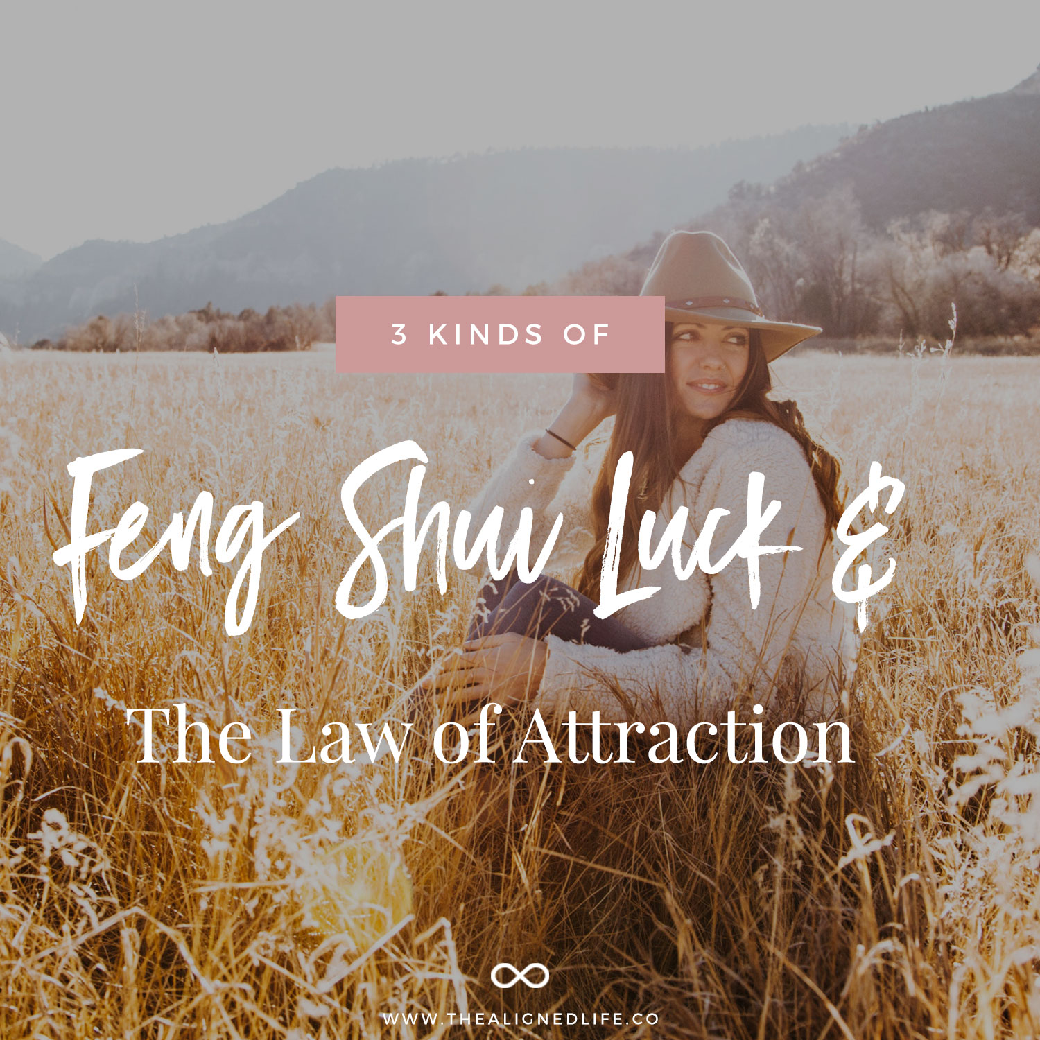 The 3 Kinds Of Feng Shui Luck & The Law Of Attraction