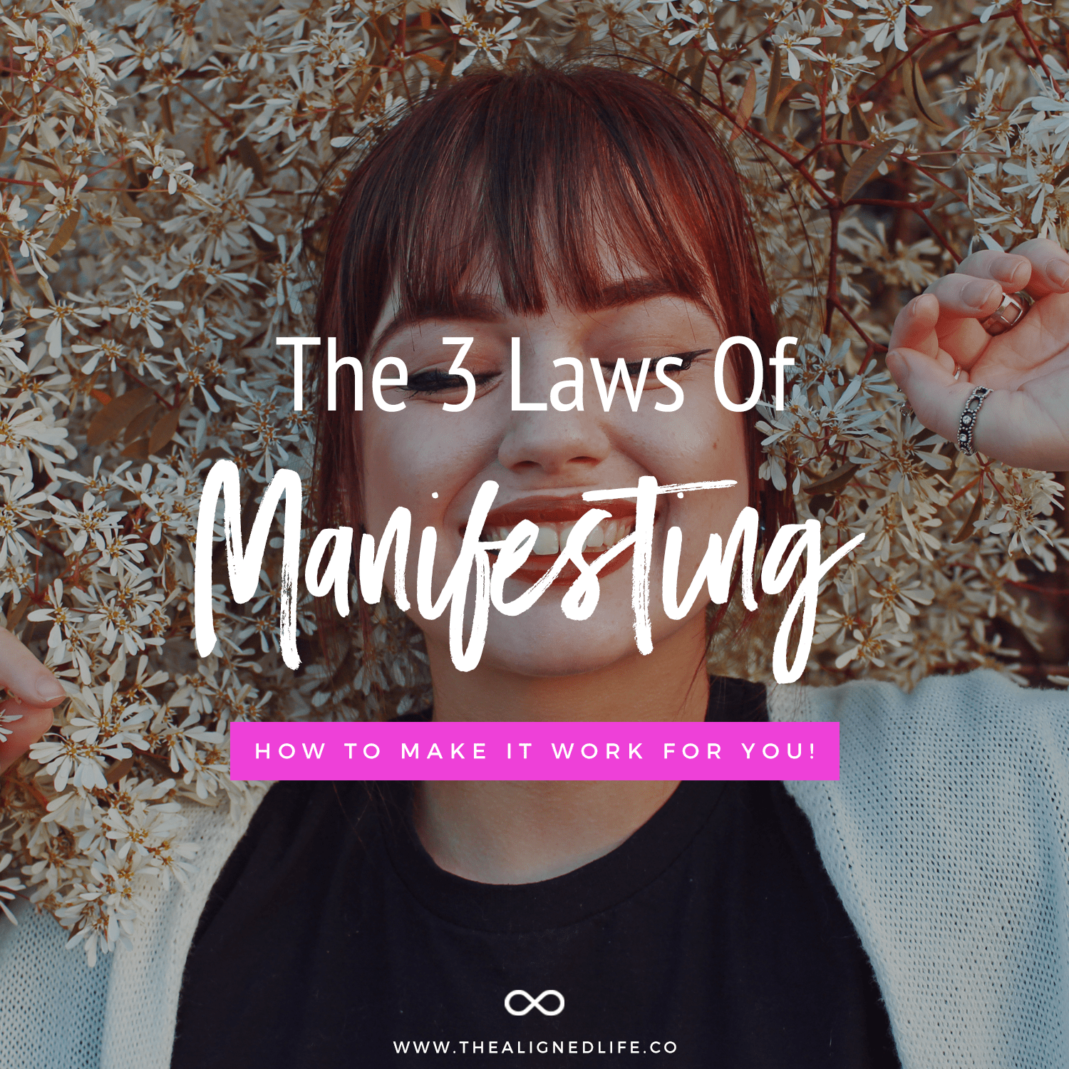 The 3 Laws Of Manifesting – How You Can Finally Make It Work For You!