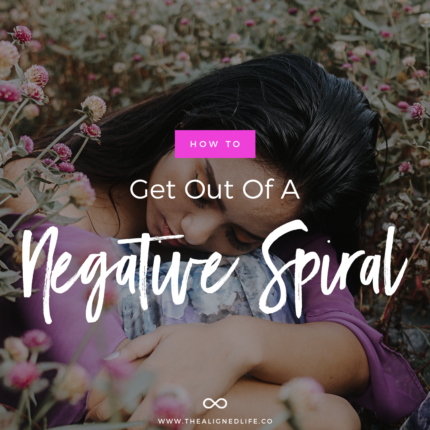 How To Get Out Of A Negative Spiral