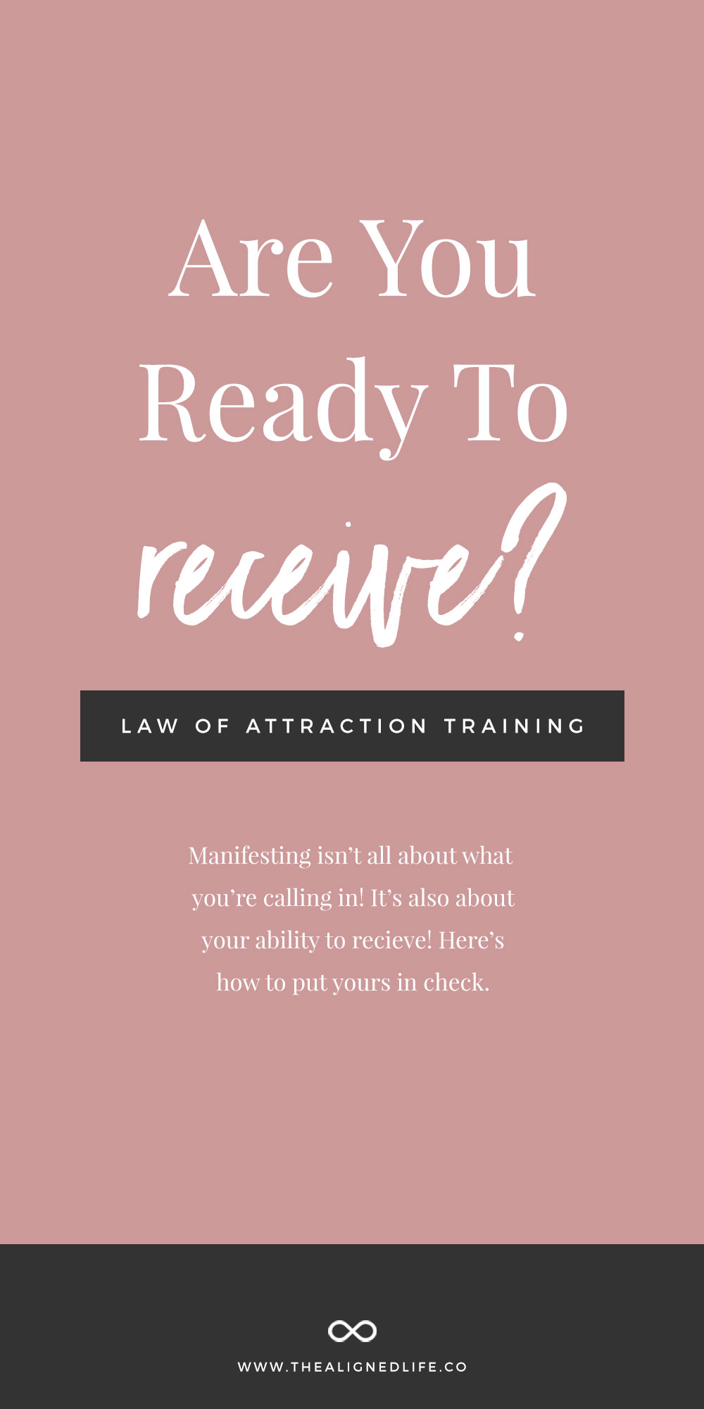 Are You Truly Ready To Receive?