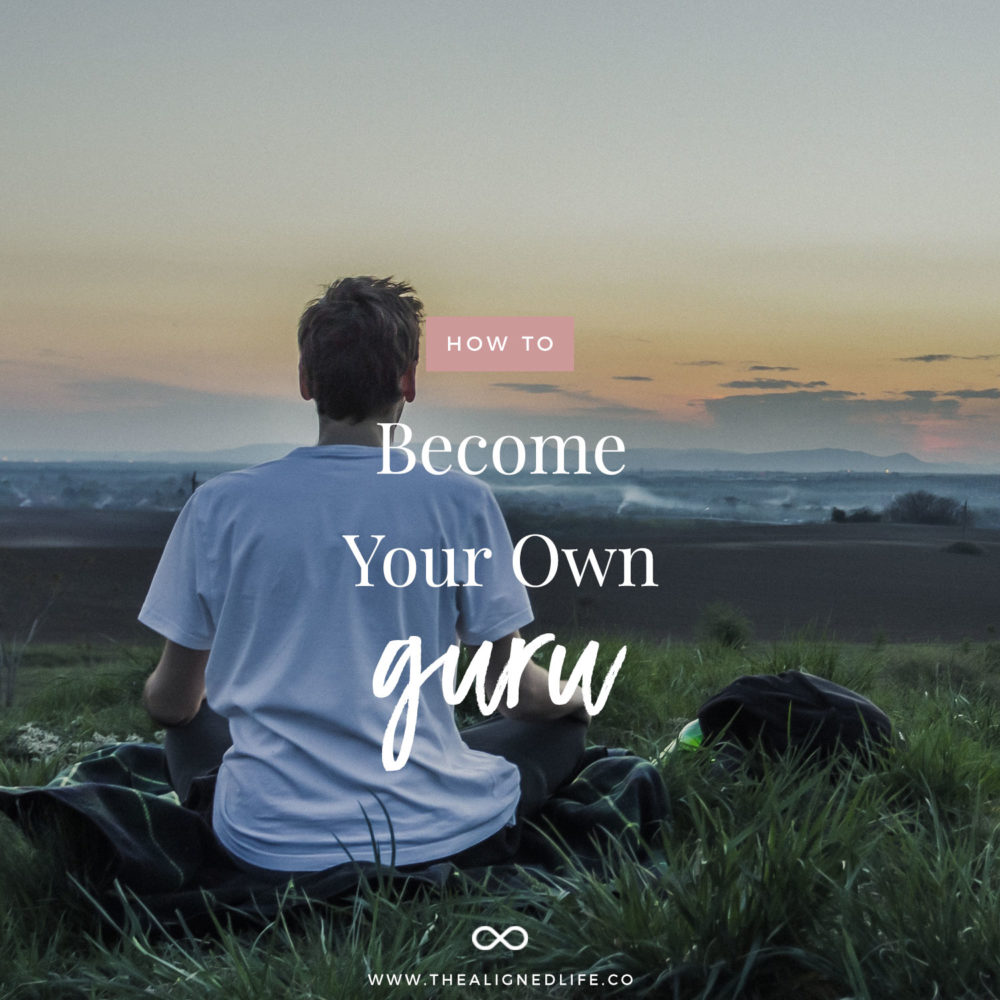 How To Become Your Own Guru