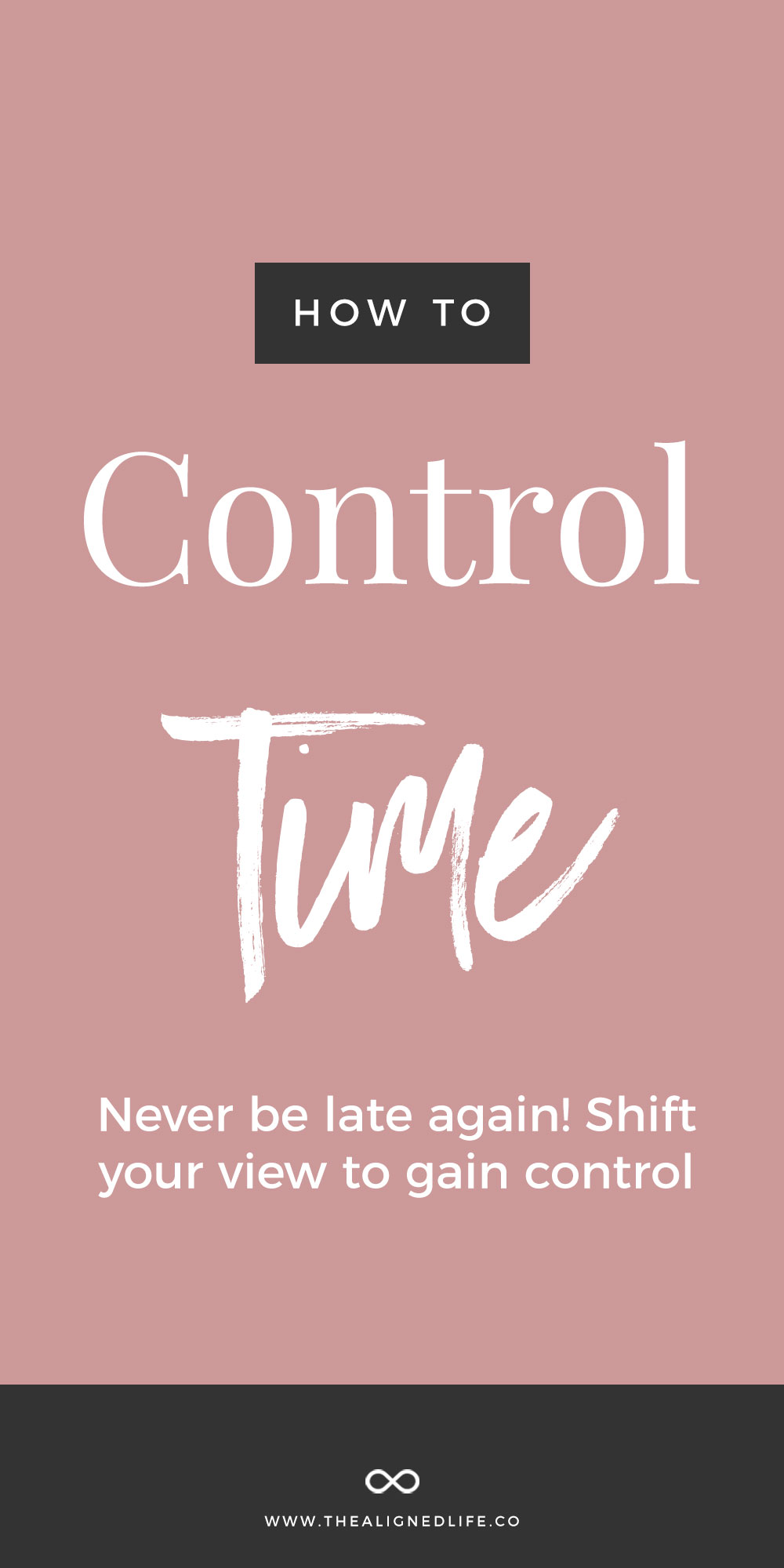 Never Be Late Again! How To Control Time