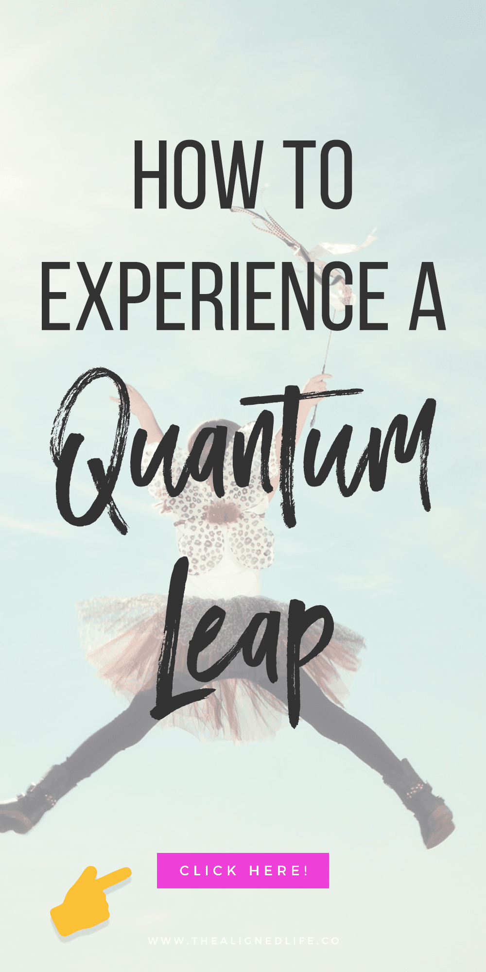 Get Ready To Jump! How To Experience A Quantum Leap
