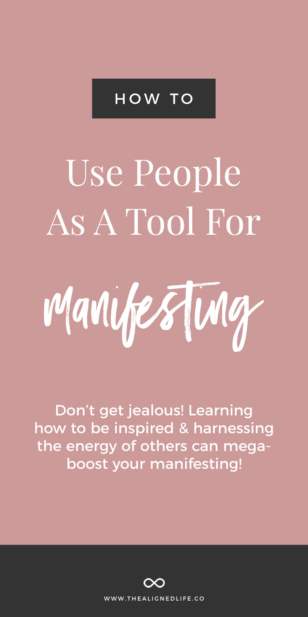 How To Use People As A Tool For Manifesting