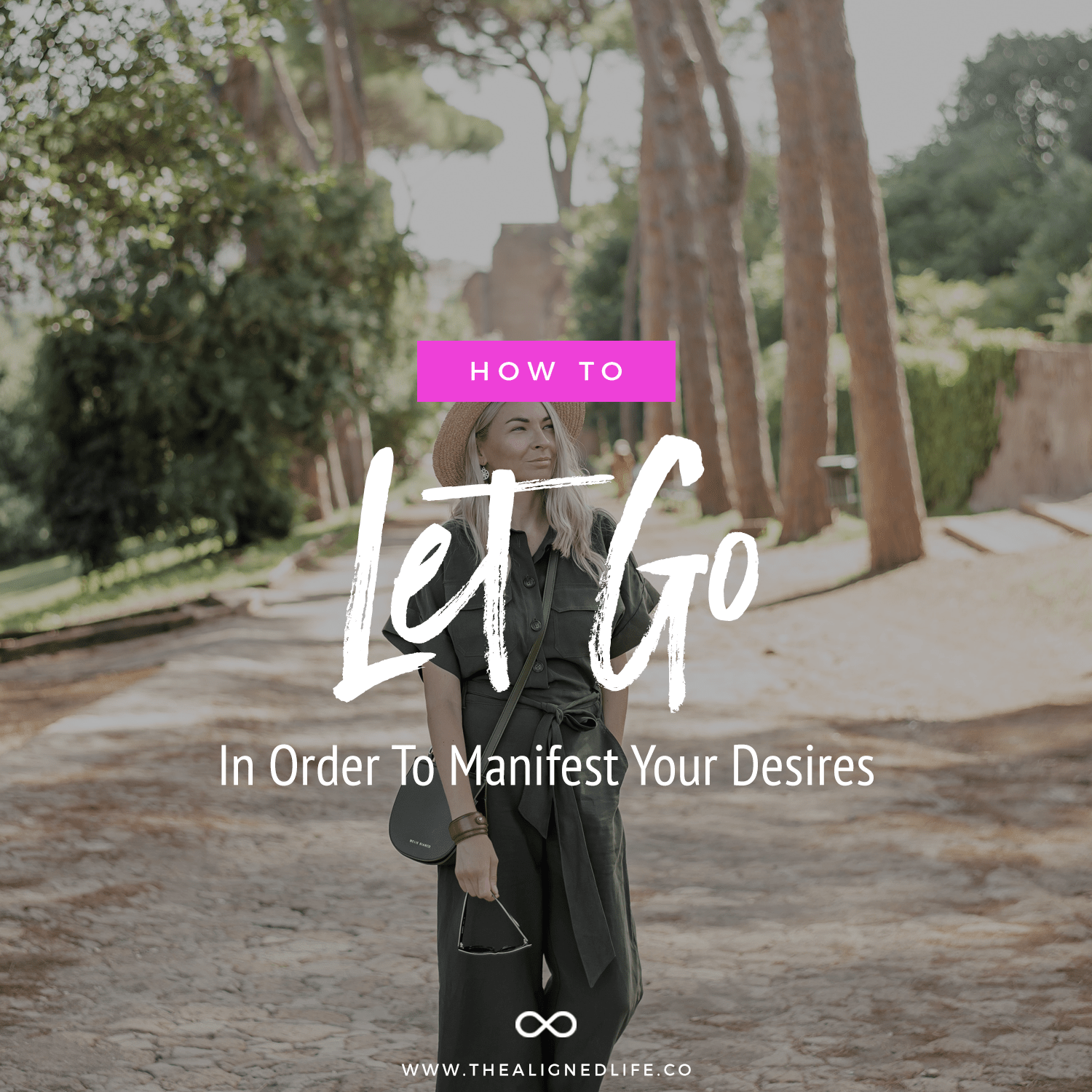 How To Let Go In Order To Manifest