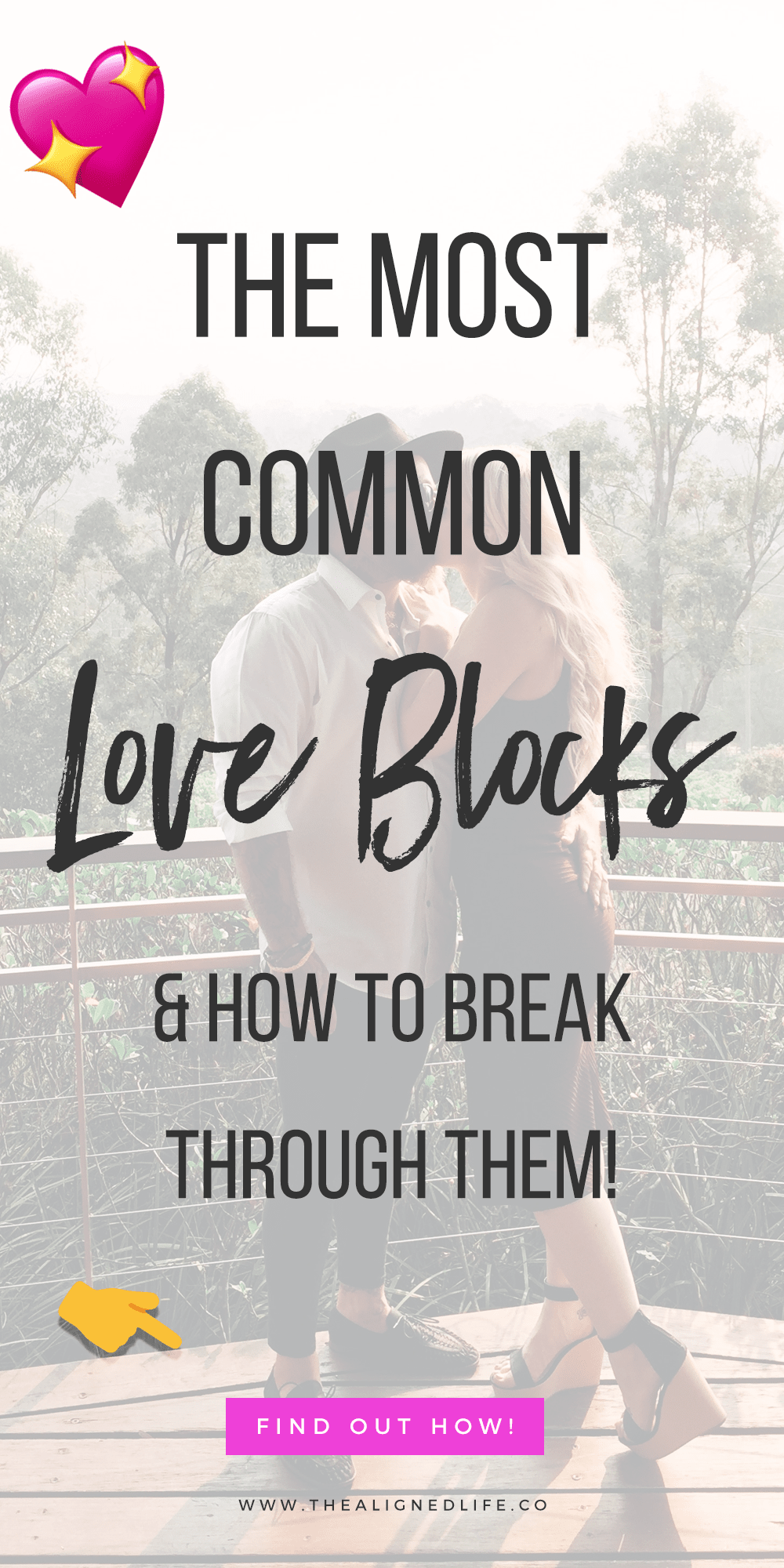 Top 5 Most Common Love Blocks (& How To Break Through Them!)