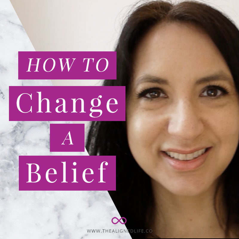 Video: How To Change A Belief