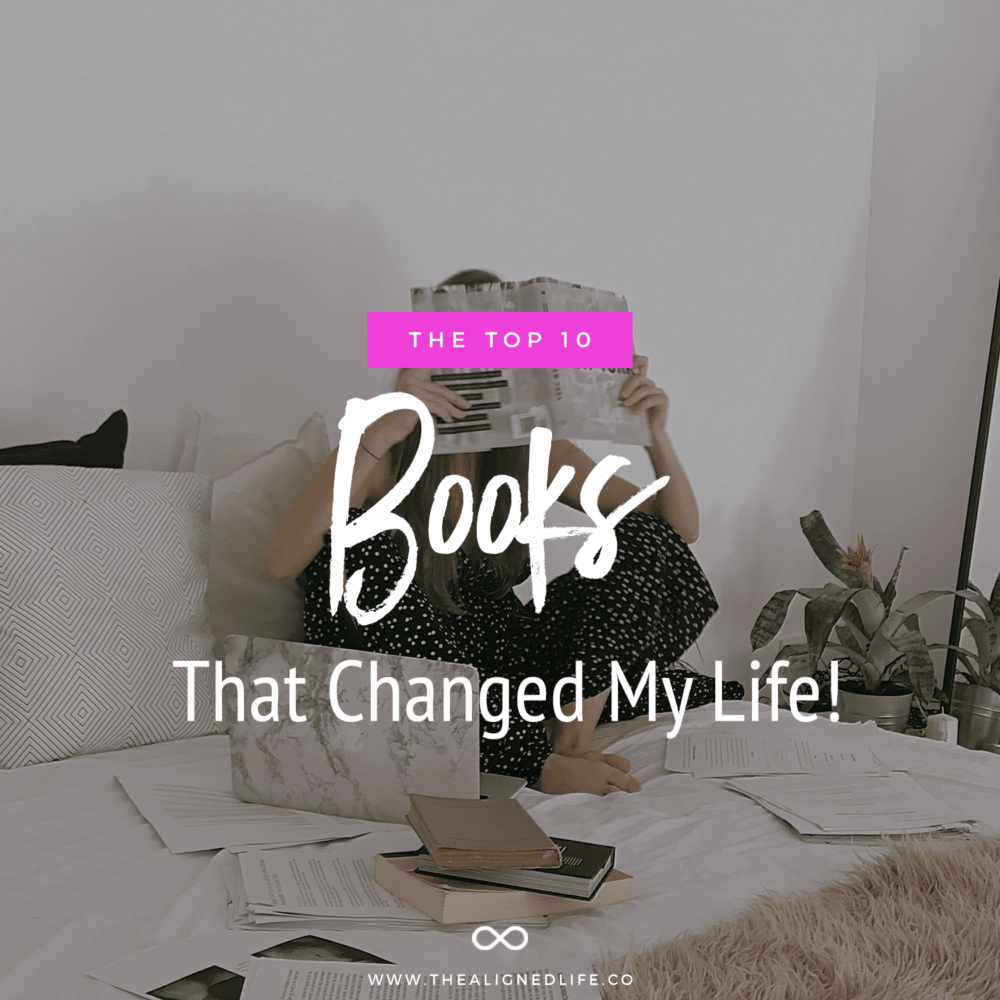 Top 10 Books That'll Change Your Life