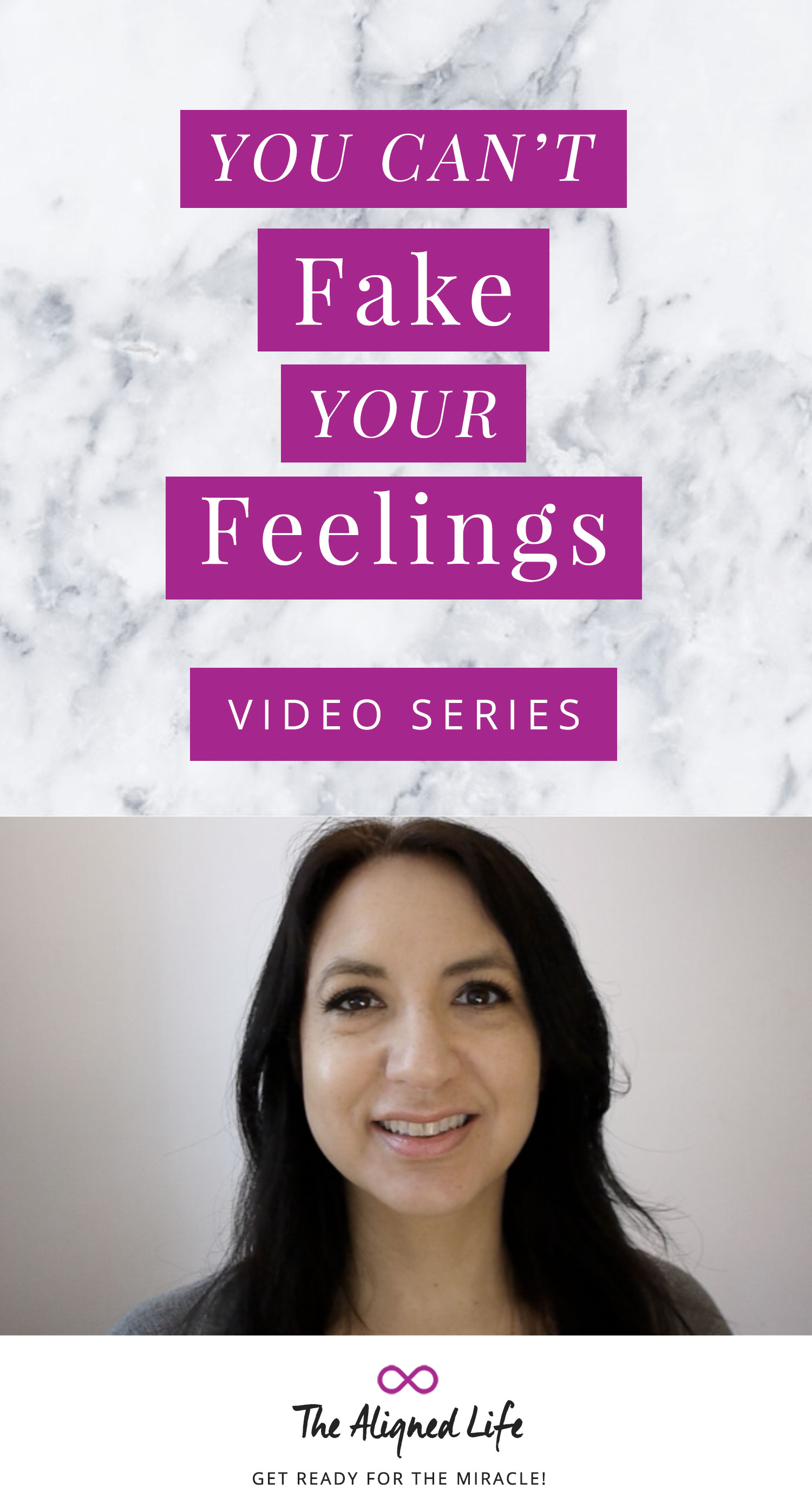 Video: You Can't Fake Your Feelings