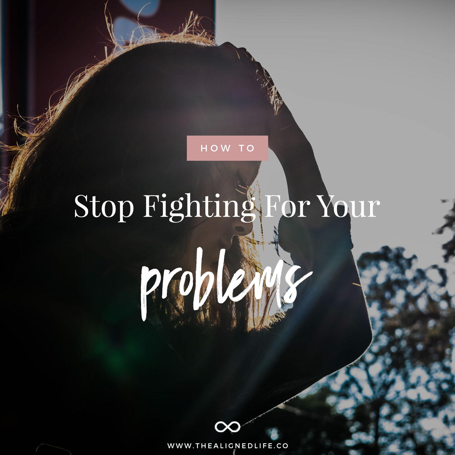 Get Your Power Back! How To Stop Fighting For Your Problems