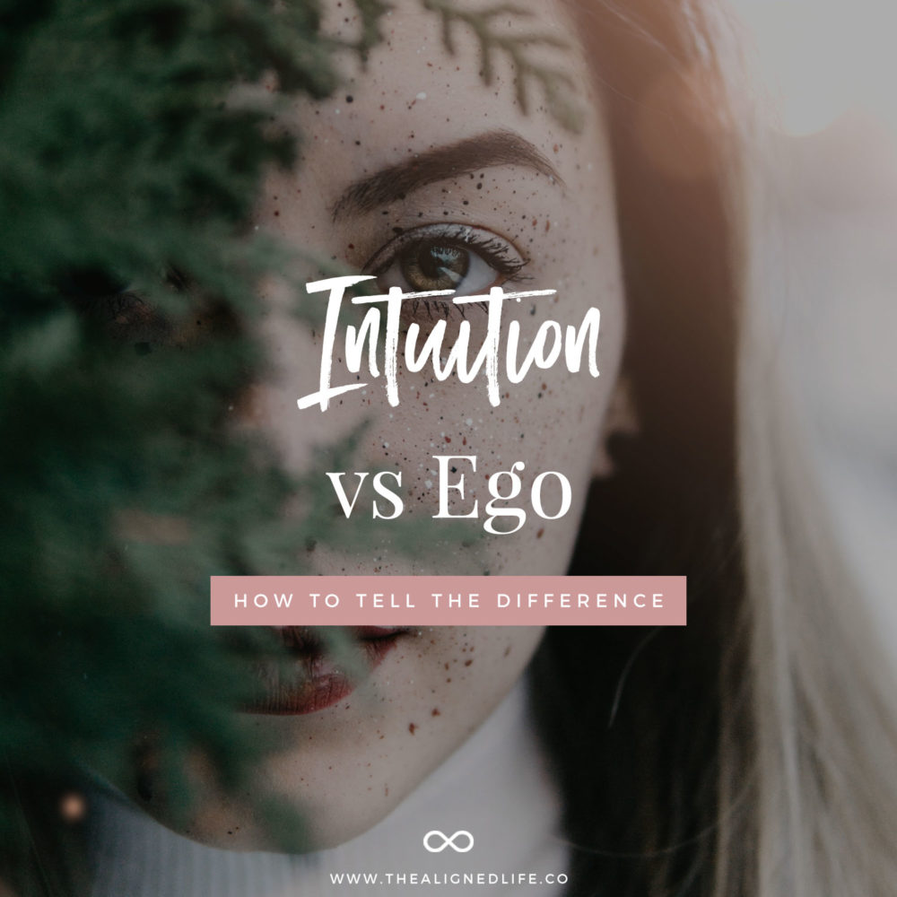 Intuition vs Ego: How To Tell The Difference