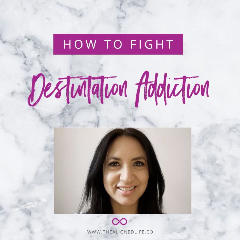 Video: How To Fight Destination Addiction
