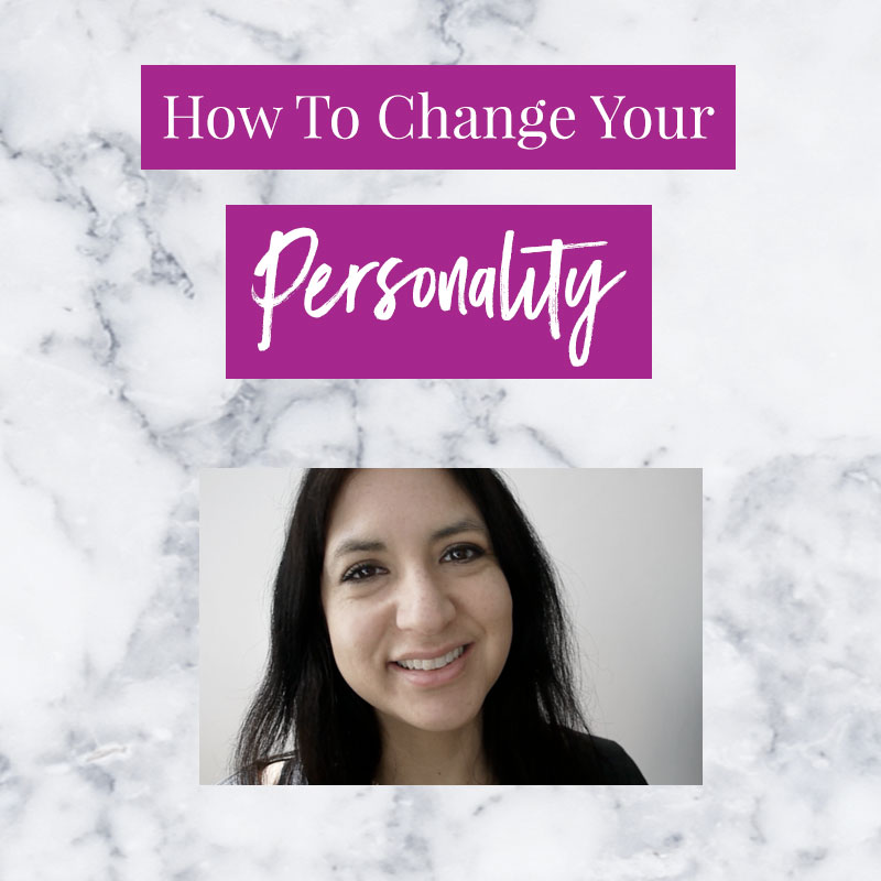 Video: How To Change Your Personality
