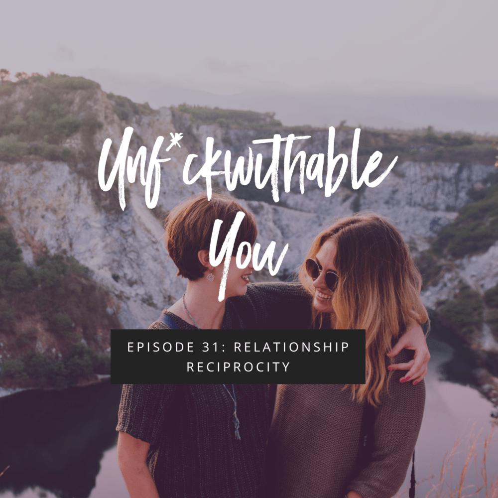 Relationship Reciprocity