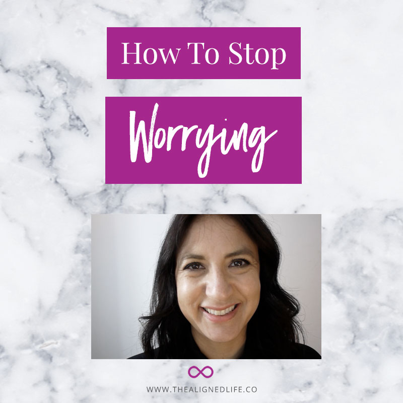 Video: How To Stop Worrying
