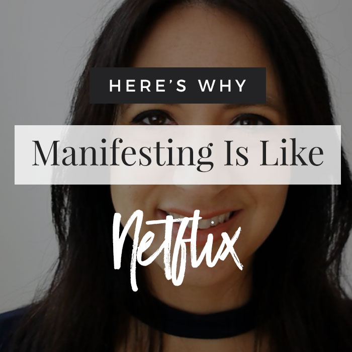 VIDEO: Why Manifesting Is Like Netflix