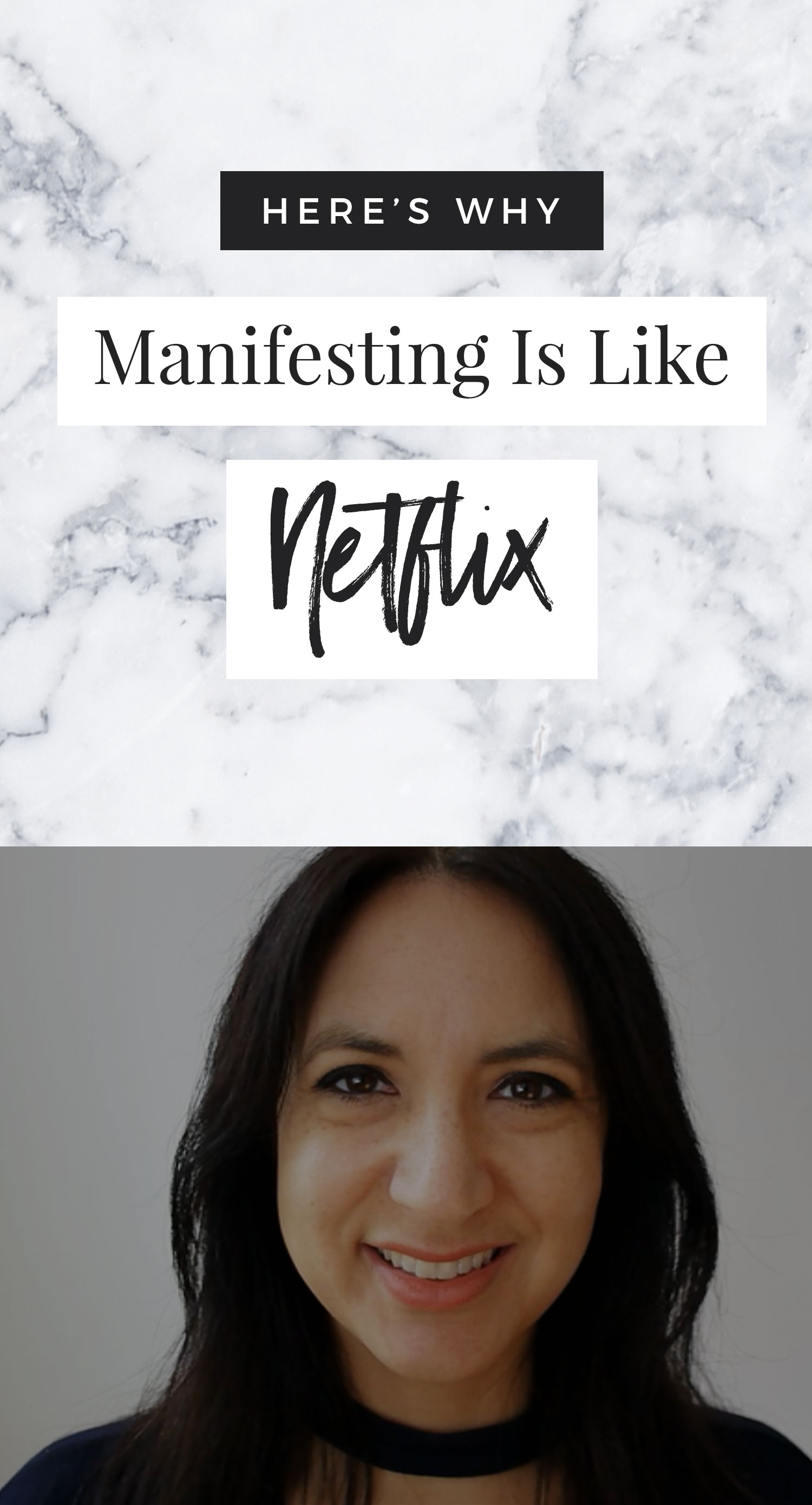 Why Manifesting Is Like Netflix