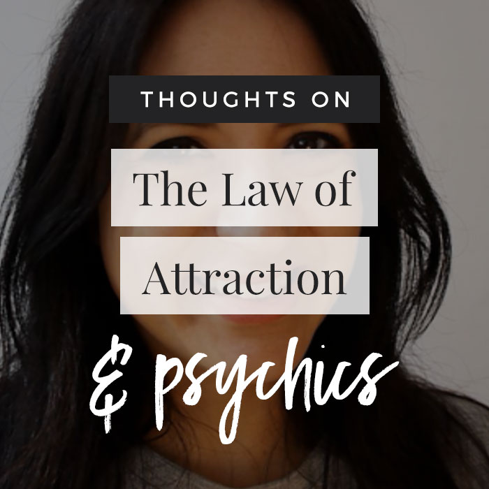 VIDEO: The Law of Attraction & Psychics