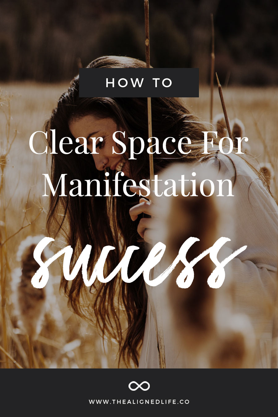 How To Clear Space For Manifestation Success