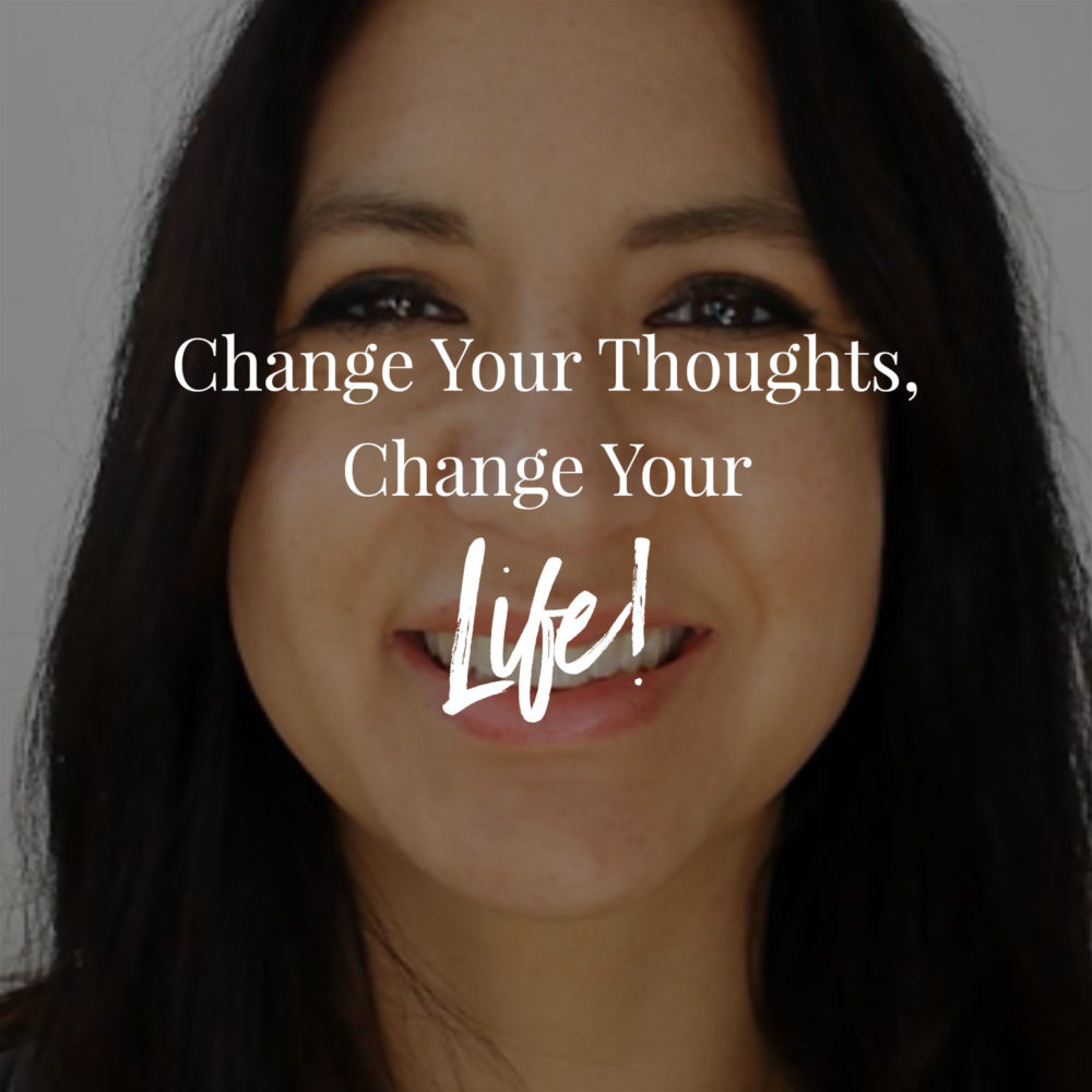 Choose Your Thoughts, Create Your Life!