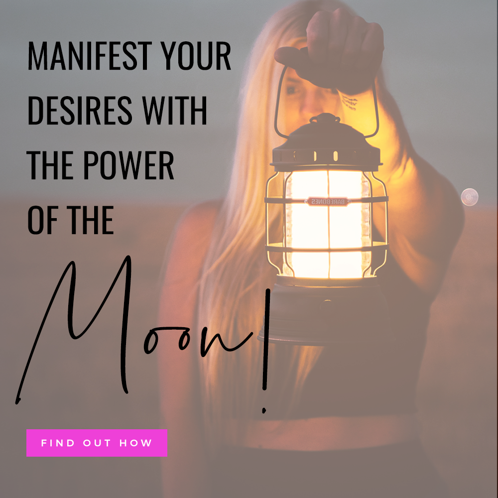 Moon Magick: How To Manifest Your Desires With The Power Of The Moon