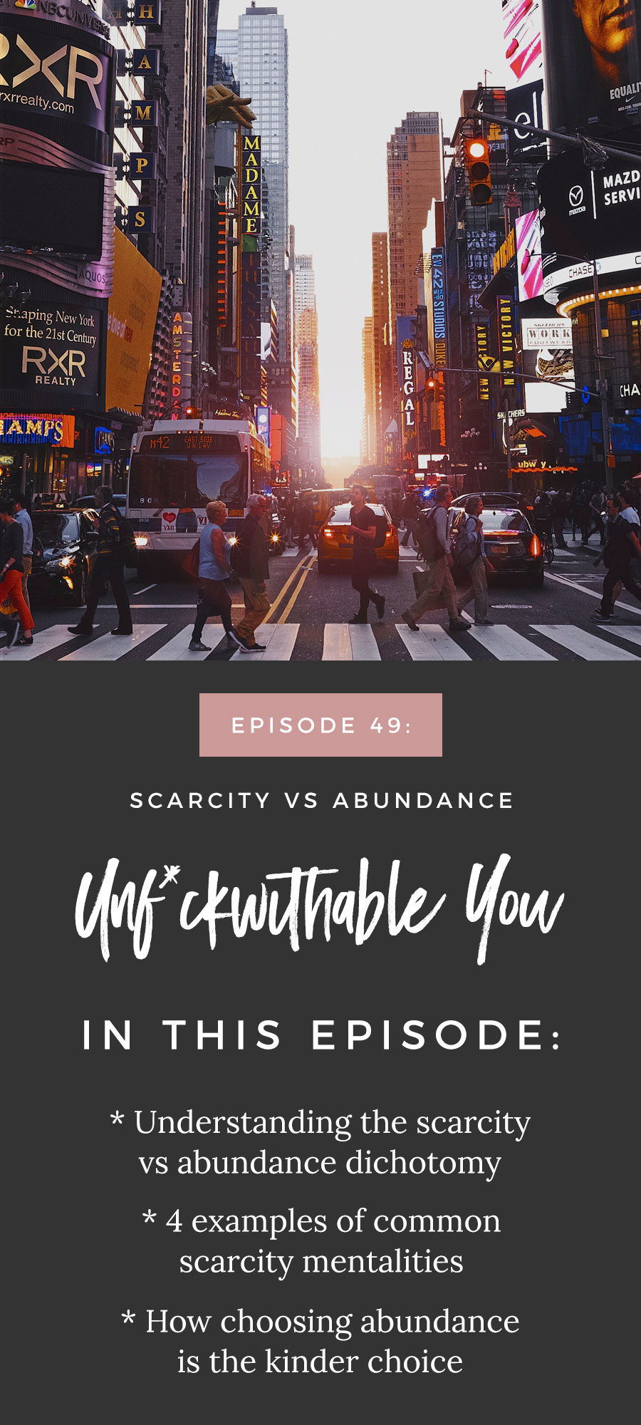 Unf*ckwithable You Podcast Episode 49