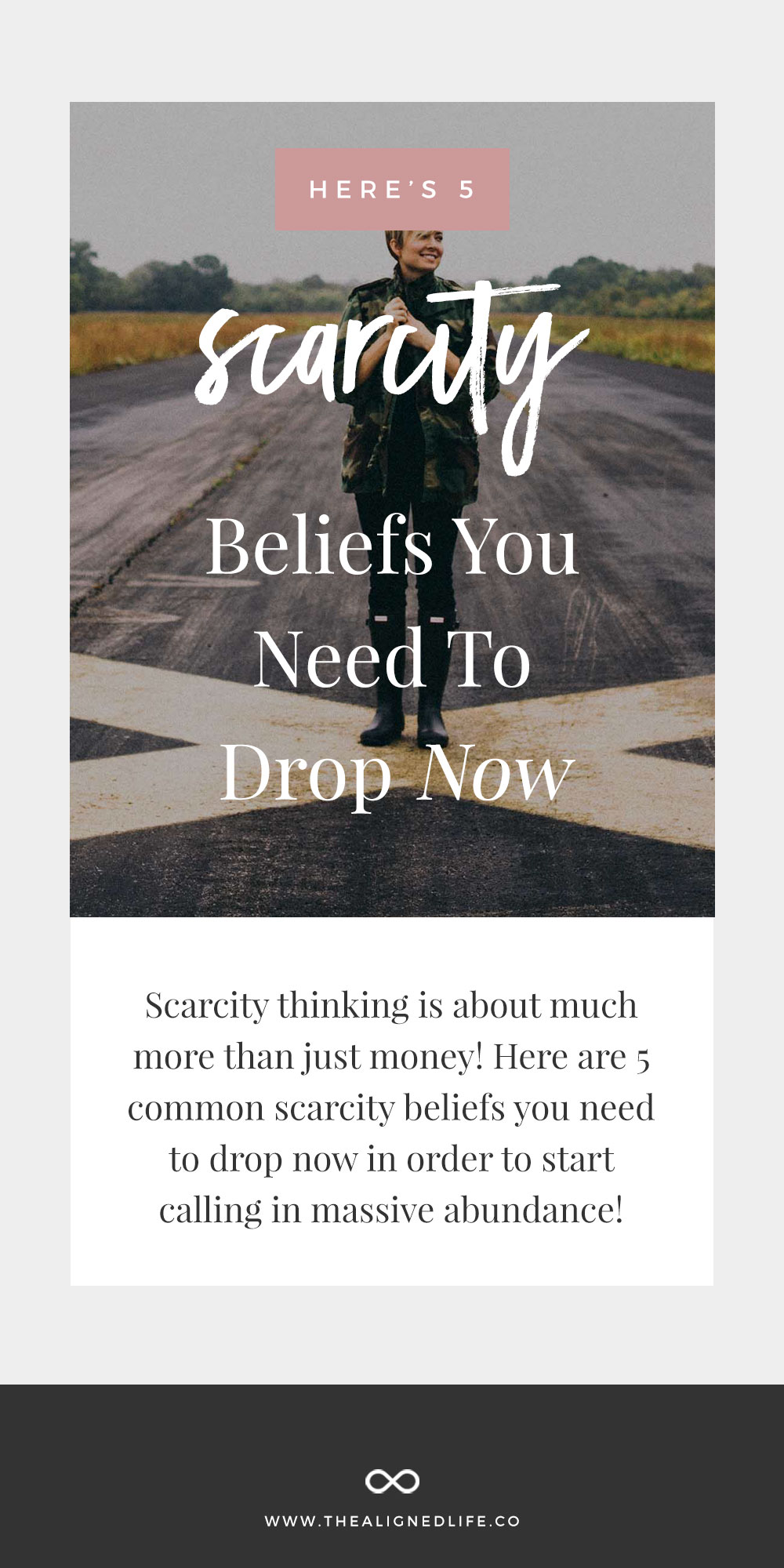 5 Scarcity Beliefs You Need To Drop NOW!
