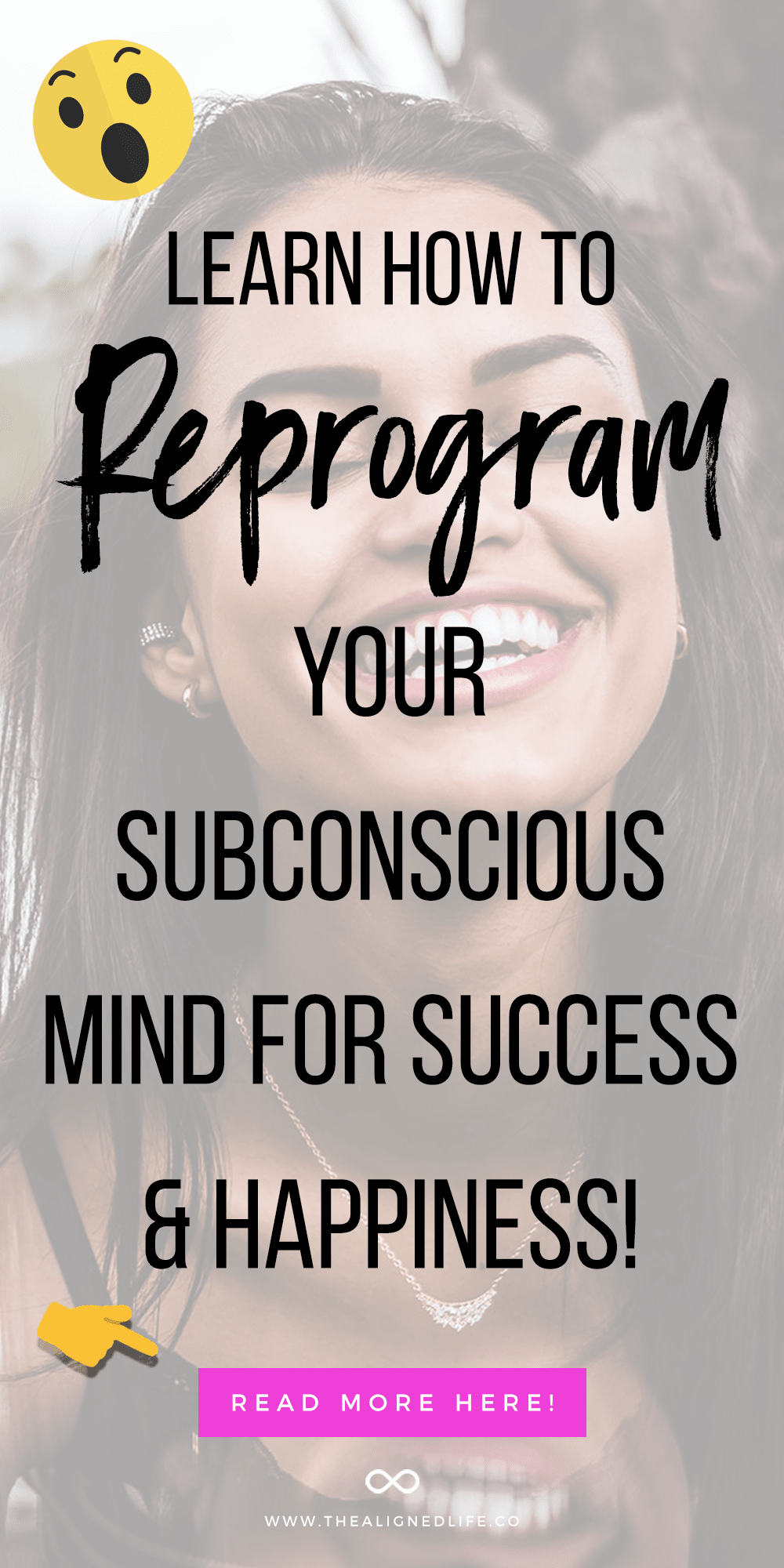 Reprogram Your Subconscious Mind For Success And Happiness!