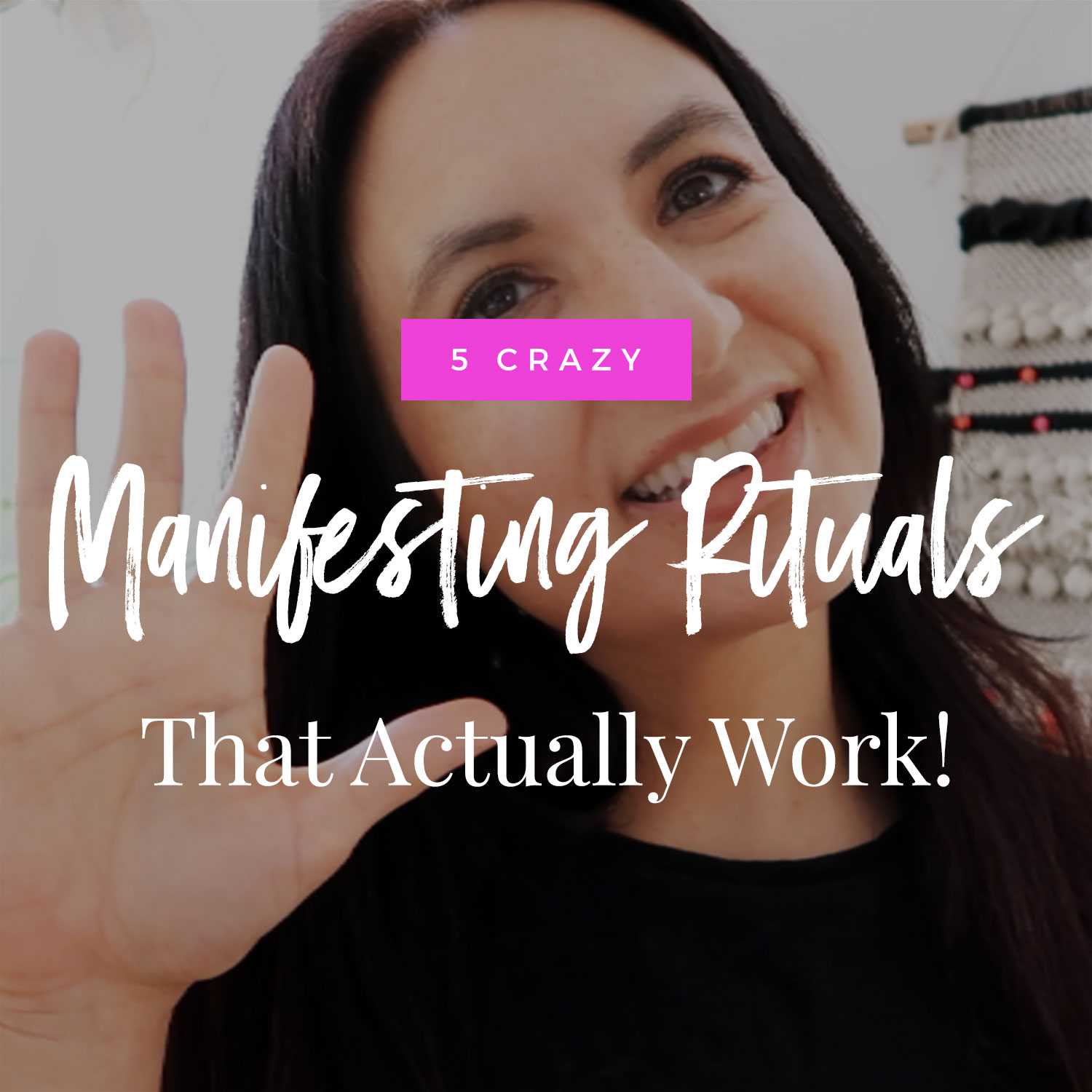5 Crazy Manifesting Rituals That Actually Work!
