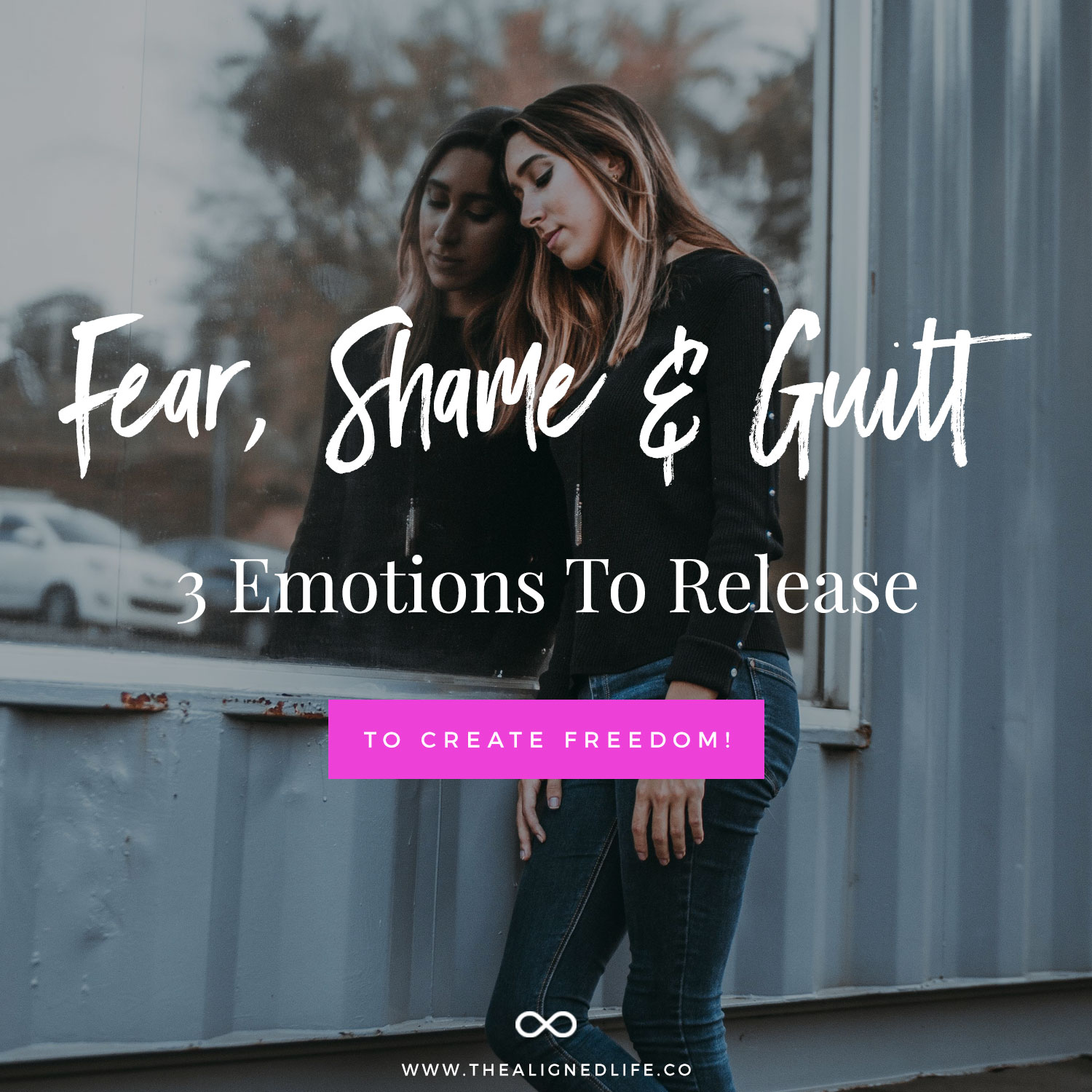 Fear, Shame And Guilt: 3 Emotions To Release To Create Freedom
