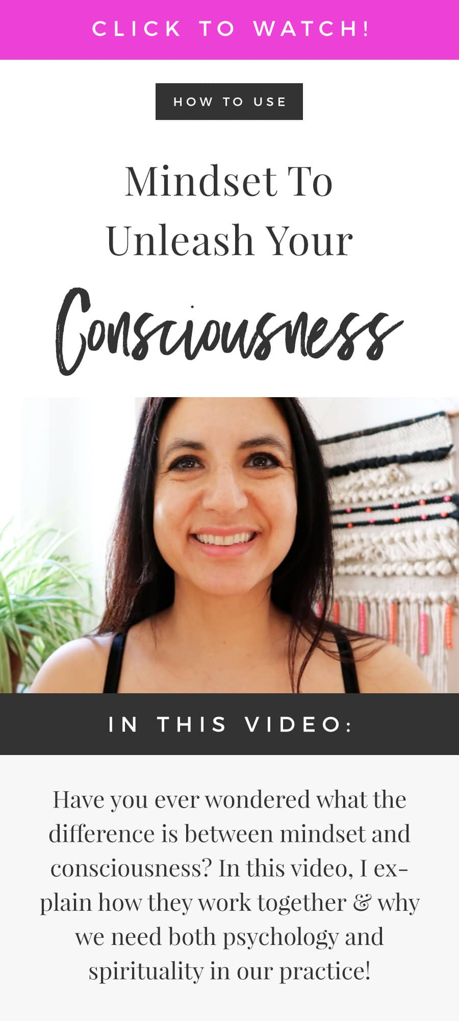 How To Use Mindset To Unleash Their Consciousness