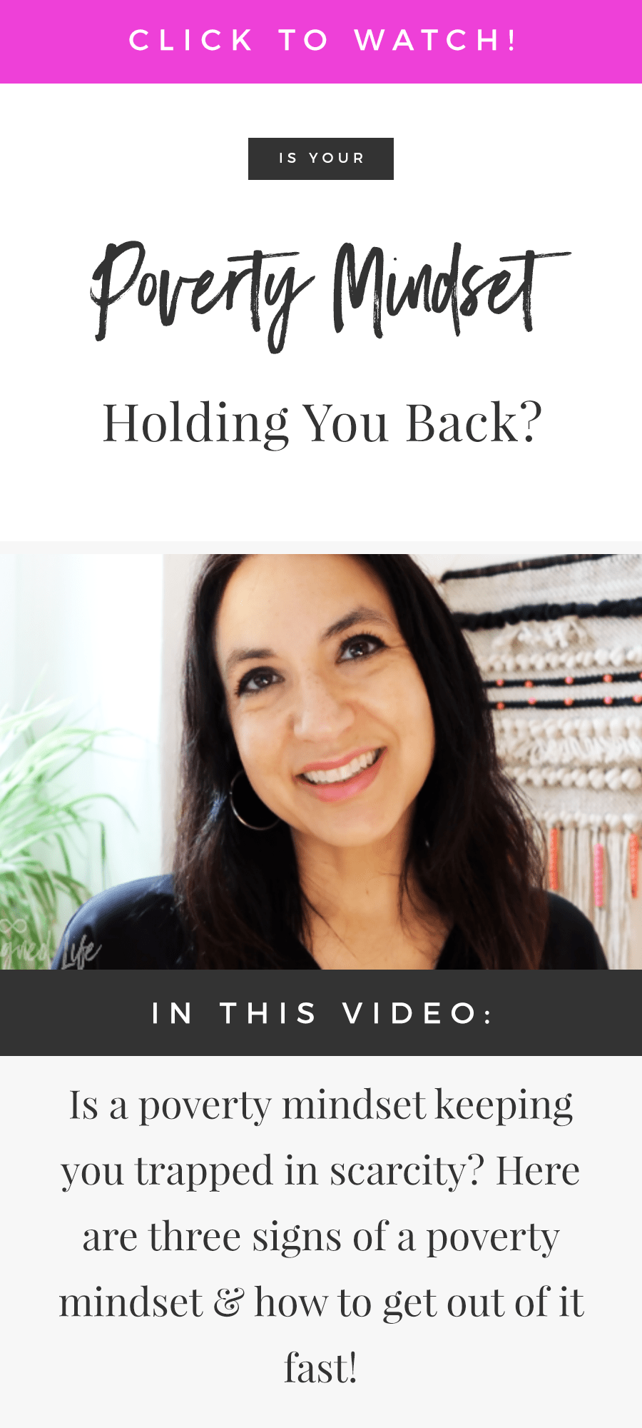 Your Poverty Mindset Is Holding You Back