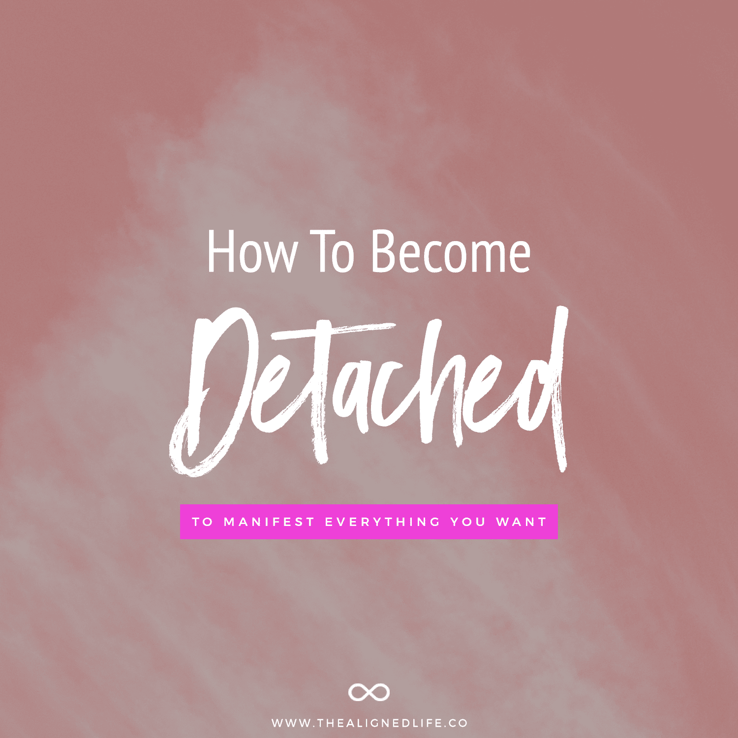 Become Detached To Manifest Everything You Want | Law of Attraction Tips