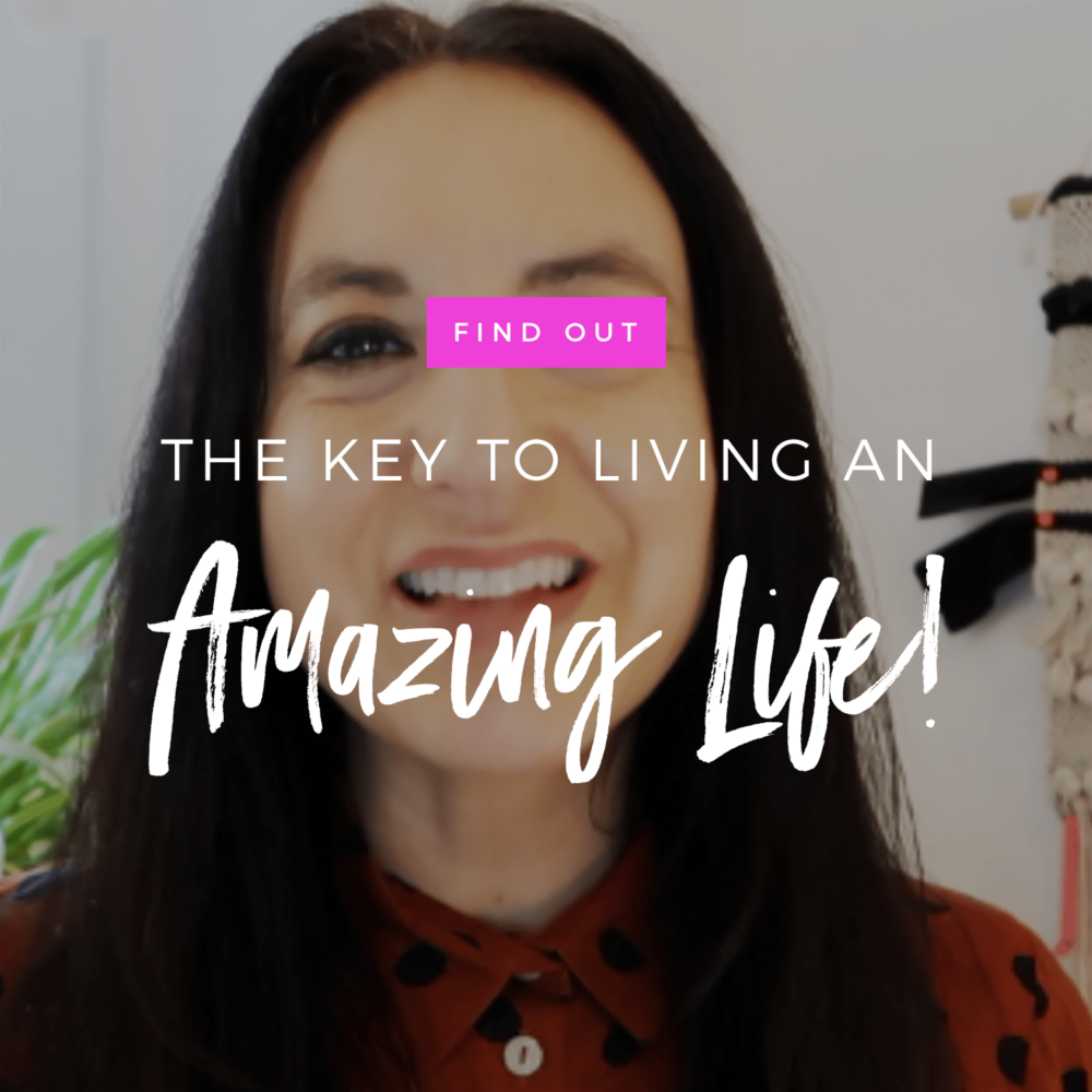 Find Out The Secret Key To An Amazing Life!