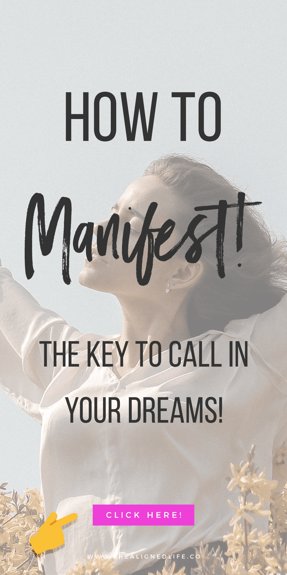How To Manifest Anything You Want! 6 Secrets To Manifestation Success