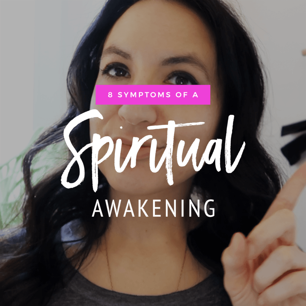 8 Symptoms Of A Spiritual Awakening